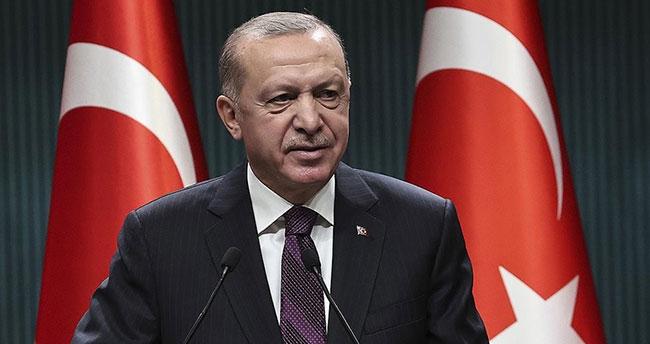 Cumhurbaşkanı Erdoğan: Milletimizin arasına nifak sokmaya çalışanları hep hüsrana uğrattık