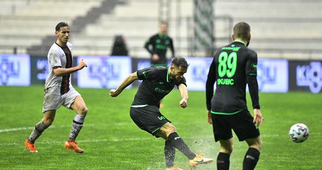 Fatih Karagümrük – Konyaspor(Maç sonu 2-1)