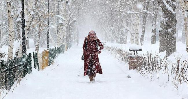 Meteoroloji'den son dakika duyurusu! Tarih verildi! Kar geliyor…