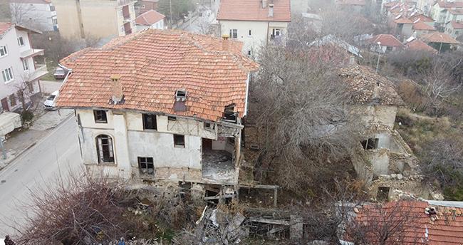 Beyşehir'deki tarihi konak kurtarılıyor