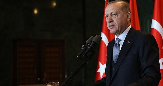 Cumhurbaşkanı Erdoğan: Perşembe veya cuma günü aşılama çalışması başlayacak