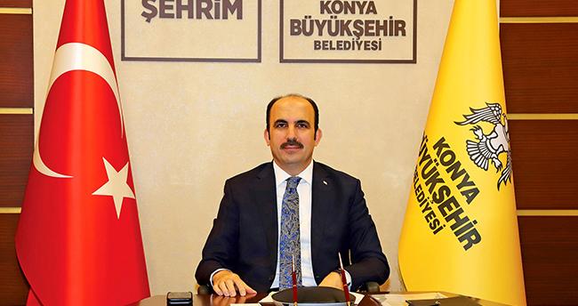 """Başkan Altay: """"Konya su tasarrufunda da öncü olacak"""""""