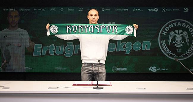 Konyaspor, Ertuğrul Tekşen ve Ismael Diomande ile sözleşme imzaladı