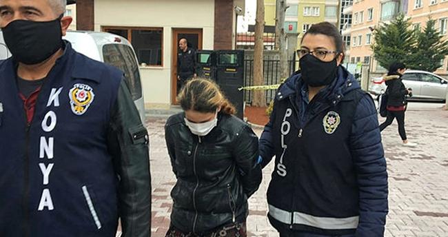 """Konya'da hortumla döverek öldürdü, """"koronadan öldü"""" dedi! Üvey oğlunu döverek öldüren Suriyeli kadına ağırlaştırılmış müebbet"""