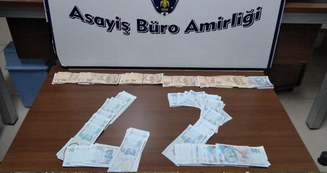 Konya'da piyasaya sahte para sürmek isteyen 3 kişi yakalandı