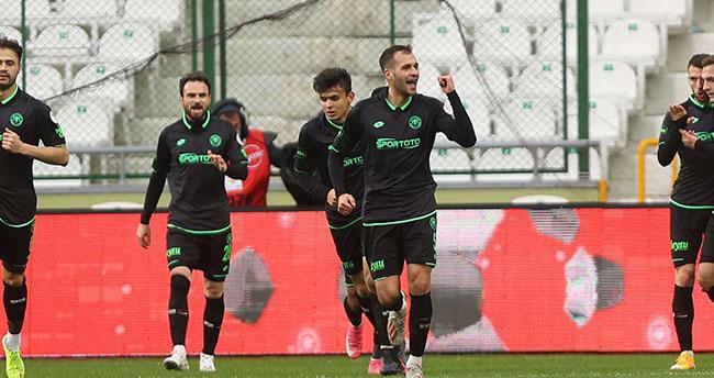 Konyaspor – Göztepe maçının ilk 11'leri belli oldu