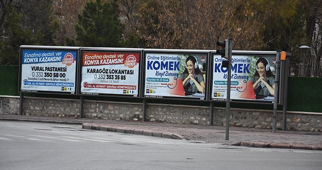 Konya'da yerel lokantalara tanıtım desteği