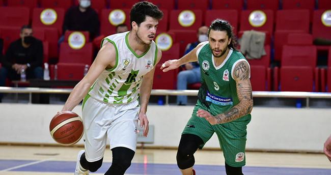 Konya Basket'te kan kaybı sürüyor