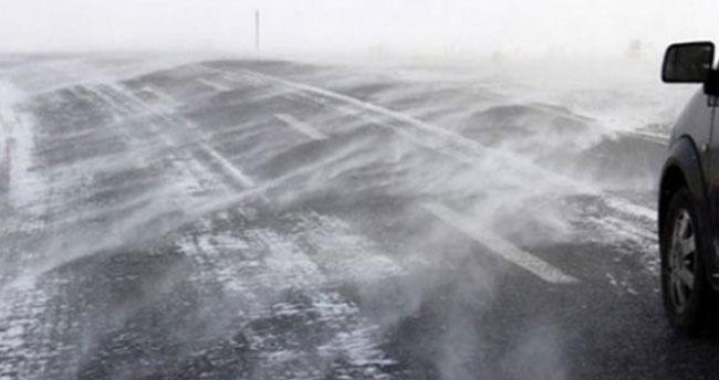 Konya, Karaman, Aksaray ve Niğde için buzlanma ve don uyarısı