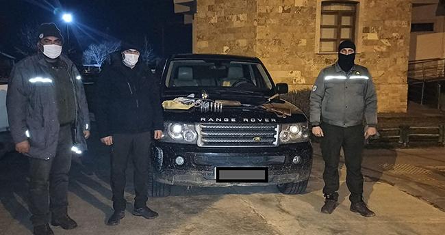 Konya'da projektörle yasa dışı ava 16 bin lira ceza