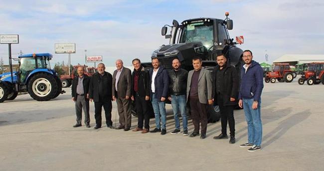 """Konyalı iş insanı:""""Traktör satışlarında ve tarım sektöründe patlama yaşanıyor"""""""