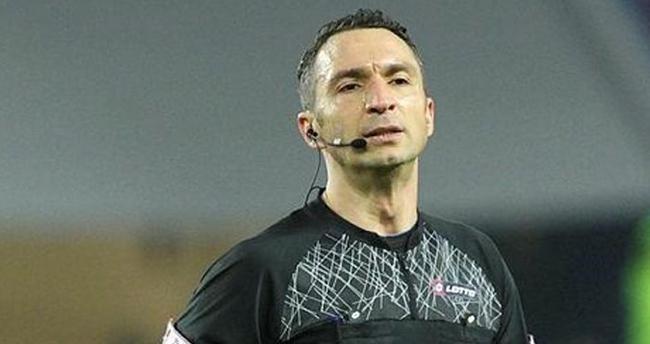 Konyaspor- Trabzonspor maçının hakemi Abdulkadir Bitigen