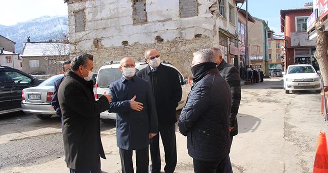 AK Parti Milletvekili Ahmet Sorgun, Seydişehir'i ziyaret etti