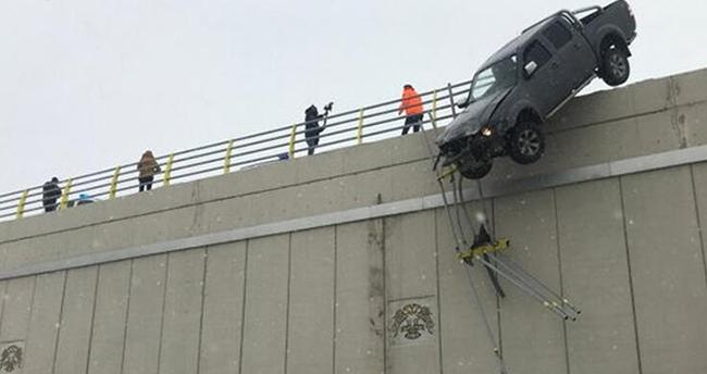 Konya'da karda kayan araçta ölümden dönmüştü! Aracı sadece 10 dakika önce almış