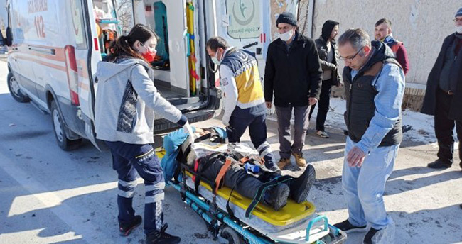 Aksaray – Konya yolunda kaza: 3 yaralı