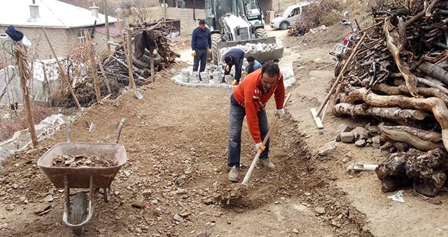 Hadim'de çevre düzenleme çalışmaları devam ediyor