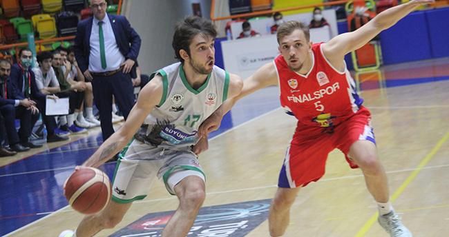 Konya Basket nefeslendi