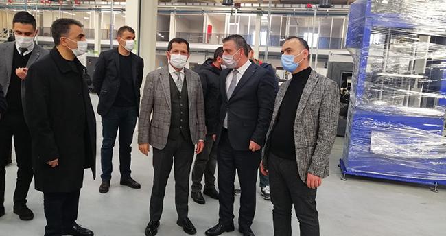 AK Parti Konya Milletvekili Altunyaldız, Beyşehir'i ziyaret etti