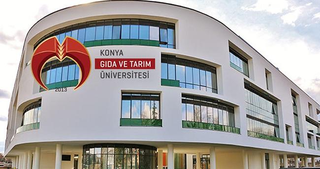 Konya Gıda ve Tarım Üniversitesi 4 akademik personel alacak