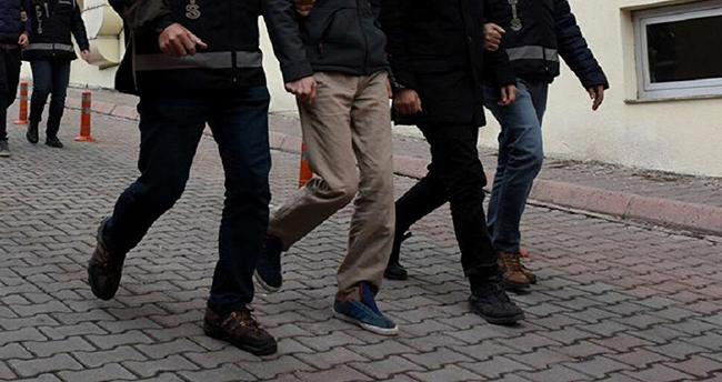 Konya'da FETÖ'nün mahrem imamlarına yönelik operasyonda 10 şüpheli yakalandı