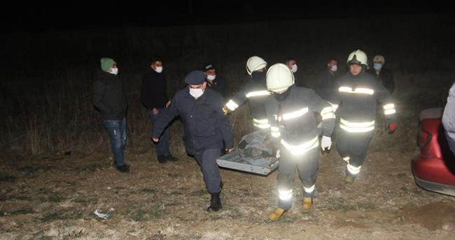 Konya'da otomobil ile yolcu otobüsü çarpıştı: 1 ölü