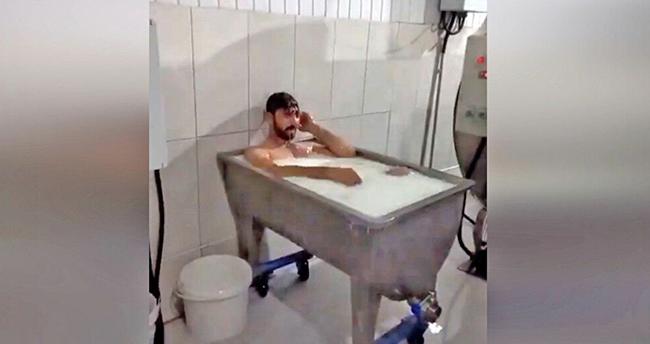 """Konya'daki """"süt banyosu"""" görüntüleri için istenen ceza belli oldu! İki sanık 15'er yıla kadar hapis cezası istemiyle yargılanacak"""