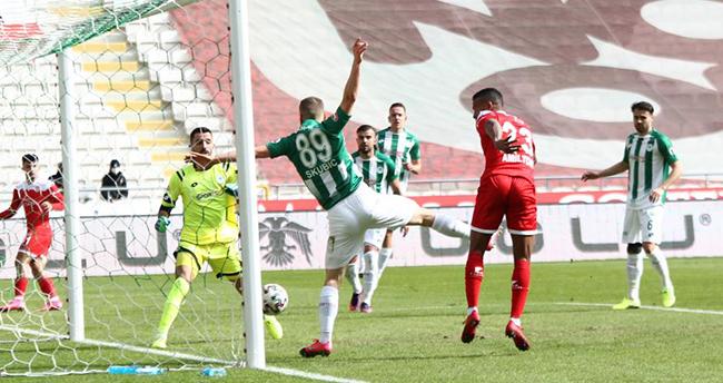 Konyaspor- Antalyaspor maç sonu (0-0)