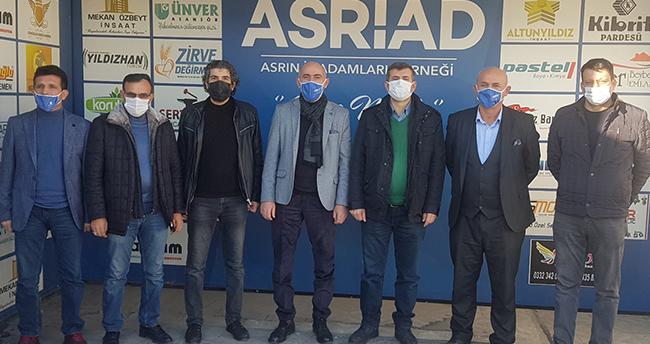 TÜRSAB'dan, ASRİAD' a ziyaret
