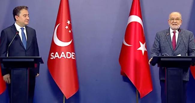 AK Parti ile ittifaka yeşil ışık! Saadet'in lideri Karamollaoğlu şartlarını söyledi