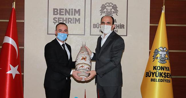Beyşehir'in 2021 yılı yatırım projeleri ele alındı