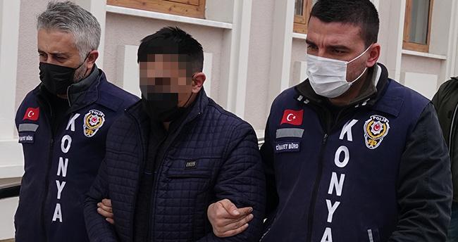 Konya'da arkadaşının eşiyle yasak aşk yaşayan kişi kadının kocasıyla kuzenini vurdu