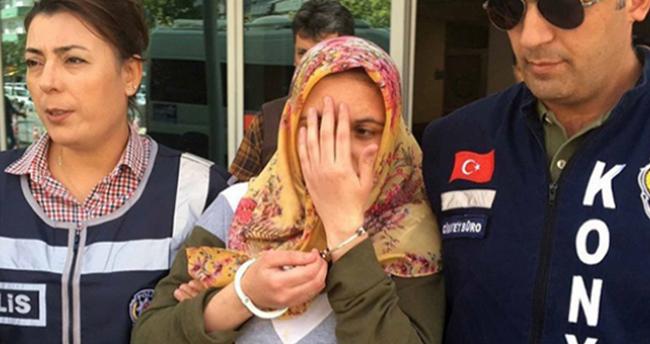 Konya'da bebeğini yastıkla boğarak öldüren anne cinayeti reddetti! Müebbet hapis cezası aldı