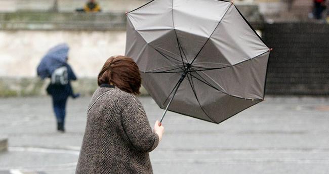 Meteorolojiden Konya'ya uyarı! Kuvvetli geliyor