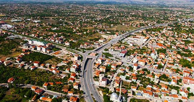 Konya Ereğli'de 53.600 metrekare tarla ihaleyle satılacak
