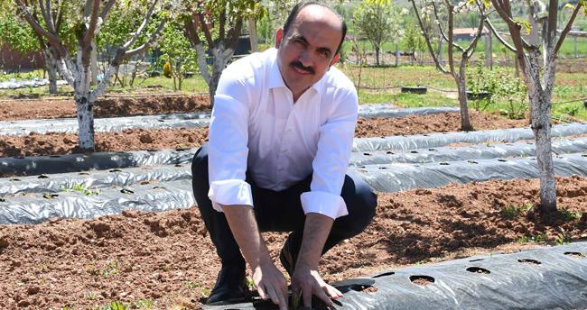 Konya'da tarım arazileri küçük ölçekli sulama tesisleri ile suya kavuşuyor