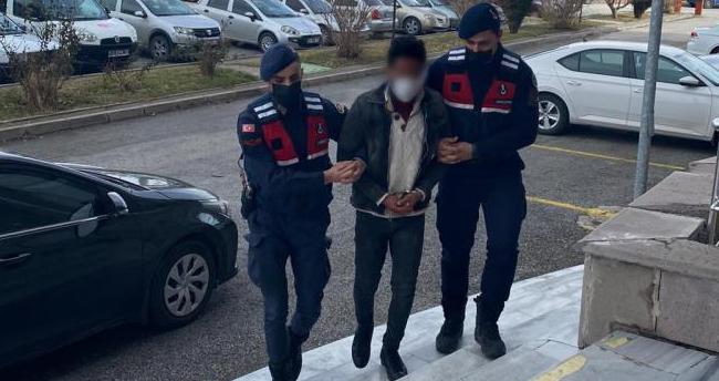 Konya'da bin 600 meyve fidanı çaldığı iddia edilen şüpheli yakalandı! Serbest bırakıldı