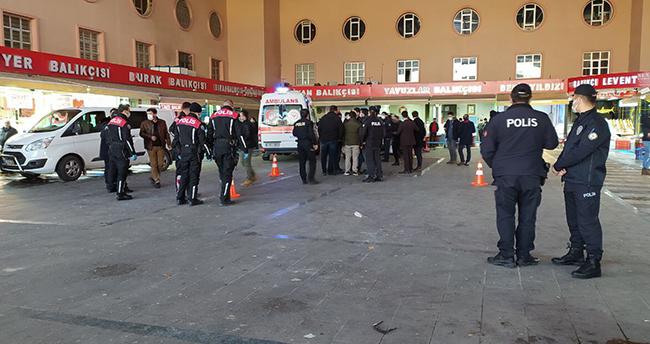 Konya'da balık halindeki ölümlü silahlı kavgaya 14 gözaltı