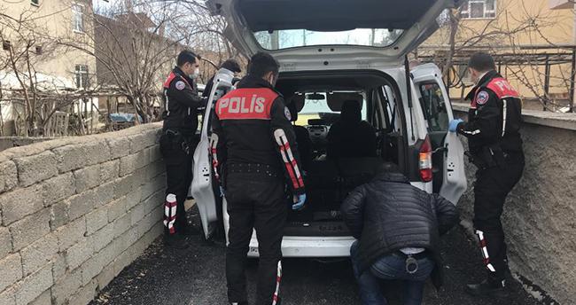 Konya'da polisten kaçan sürücü kovalamaca sonucu yakalandı