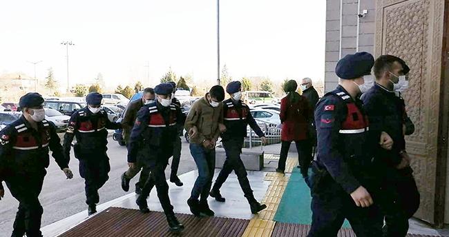 Konya'da şehit annesinin hayvanlarını çaldığı öne sürülen 3 şüpheli yakalandı