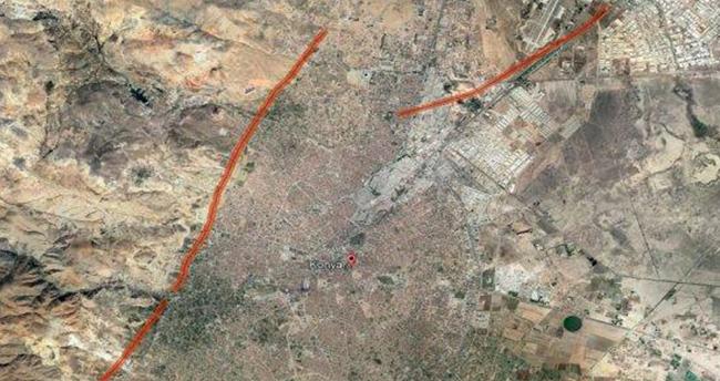 JMO'dan korkutan rapor: Konya'nın 26 mahallesi doğrudan diri fay hatları veya zonları üzerinde