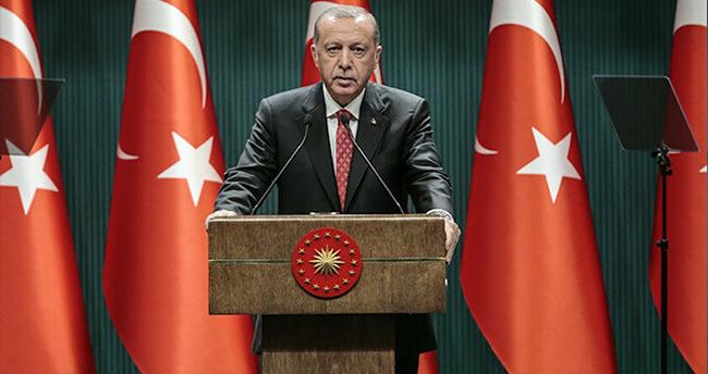 Cumhurbaşkanı Erdoğan: Kısıtlamalar kaldırılıyor!