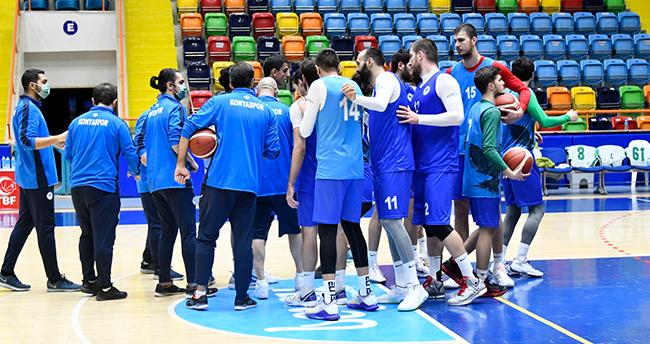 Konya Basket'in hedefi 4'te 4