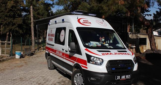 Konya'da bir kişi belediye otoparkında ölü bulundu