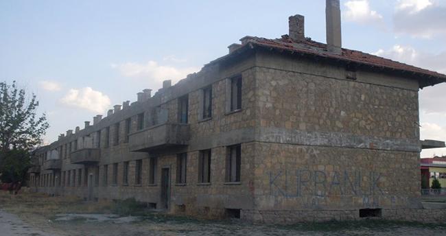 Ereğli'de taş evlerin restorasyonu yaptırılacak