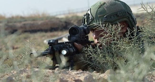 Sızma girişiminde bulunan 2 PKK/YPG'li terörist öldürüldü