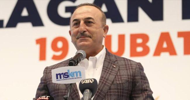 Bakan Çavuşoğlu: Türkiye artık oyun kuran ülkedir