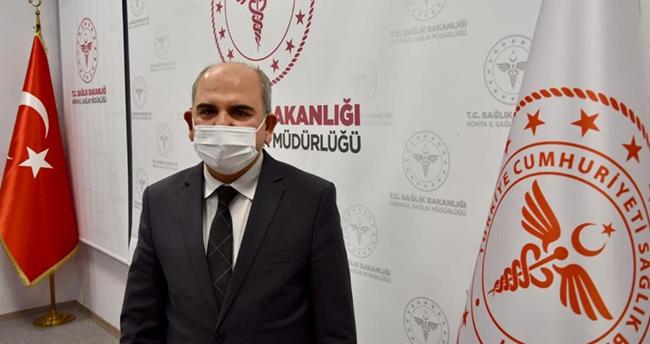 Konya'da bugüne kadar kaç kişi aşılandı? İl Sağlık Müdürü Koç açıkladı