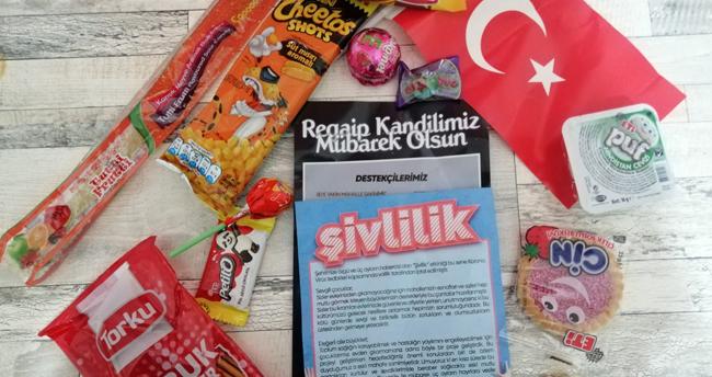 Konya'da mahalle halkından ve esnaftan alkışlanacak hareket! Bu kez şivlilikler çocuklara geldi