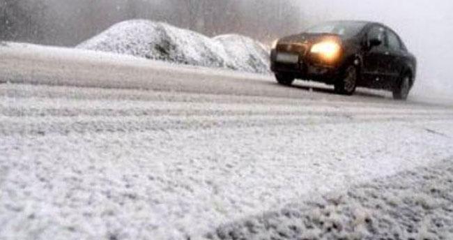 Konya ve çevre iller için kuvvetli buzlanma ve don uyarısı