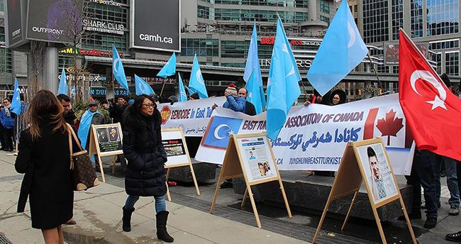 Kanada, Çin'in Uygur Türklerine yönelik uygulamalarını 'soykırım' olarak tanımladı